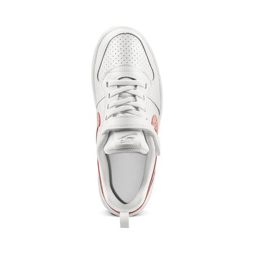 Nike Court Borough Low nike, bianco, 301-5154 - 17