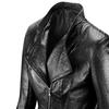 Giacca in vera pelle bata, nero, 974-6102 - 15