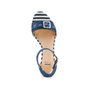 Sandali da donna insolia, blu, 569-9277 - 17