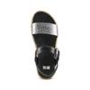 Sandali bassi bata, bianco, 561-1361 - 17