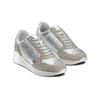 Sneakers Casual bata, grigio, 523-2459 - 16