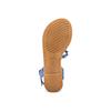 Sandali da bambina mini-b, blu, 369-9209 - 19