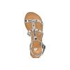 Sandali da bambina mini-b, grigio, 369-2209 - 17