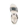 Sandali da donna bata-touch-me, argento, 564-2354 - 17