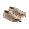 Stringate in canvas bata, beige, 859-2280 - 16