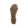 Sandali casual da donna bata, nero, 561-6546 - 19