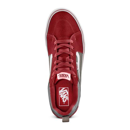 Sport shoe  vans, rosso, 803-5140 - 17