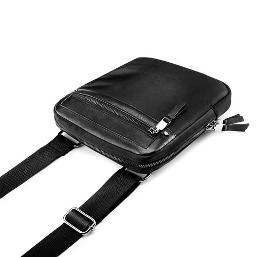 Handbag  bata, nero, 969-6265 - 17