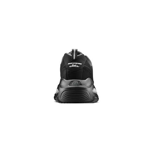 Sport shoe  skechers, nero, 501-6128 - 15