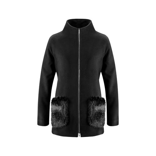 Jacket  bata, nero, 979-6338 - 13