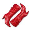 Stivali Bata in vera pelle bata, rosso, 794-5186 - 26