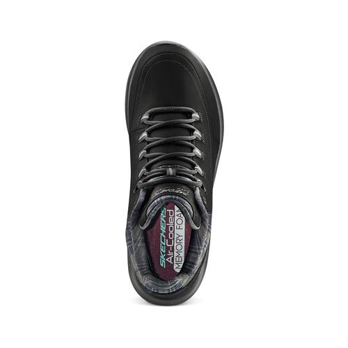 Sport shoe  skechers, nero, 501-6133 - 17