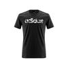 T-shirt  adidas, nero, 939-6790 - 13