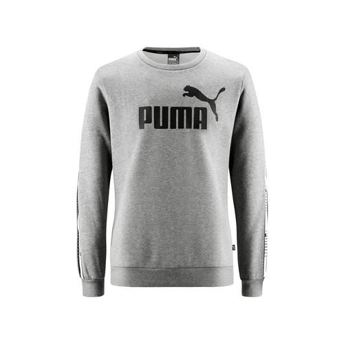 Sweatshirt  puma, grigio, 919-2185 - 13