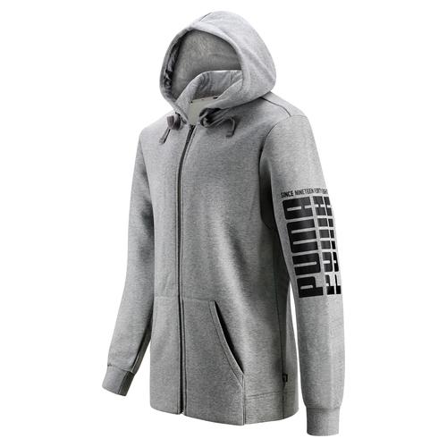 Sweatshirt  puma, grigio, 919-2169 - 16