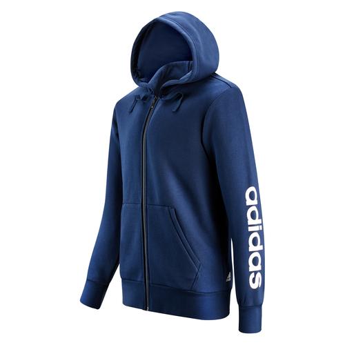 Sweatshirt  adidas, blu, 919-9223 - 16