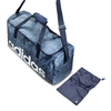 Handbag  adidas, blu, 999-9558 - 17