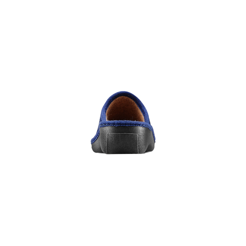 Slipper  bata, blu, 579-9376 - 15
