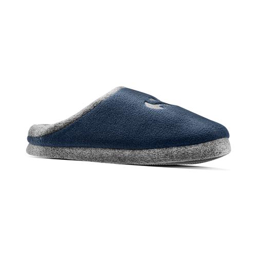 Slipper  superga, blu, 879-9312 - 13