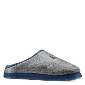 Slipper  superga, grigio, 879-2312 - 13